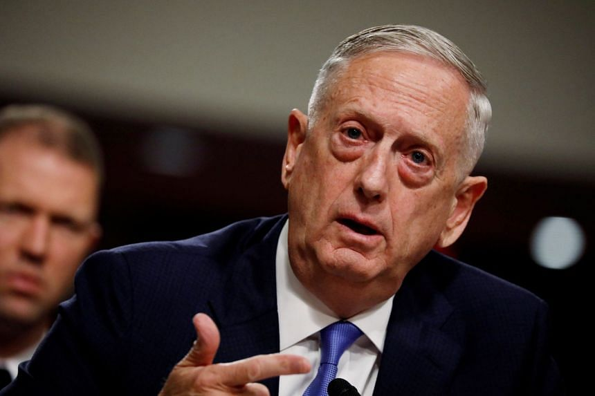 US Defence Secretary James Mattis said that he expected the focus to move towards holding territory instead of arming Syrian Kurdish fighters.