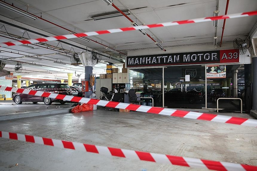 Manhattan Motor sold cars but did not transfer ownership to the buyers. The vehicles were then repossessed by finance or leasing firms.