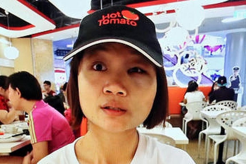 "The judge said Tan Hui Zhen and her husband Pua Hak Chuan (both above) abused Ms Annie Ee (below) in an ""extremely cruel and inhumane manner""."