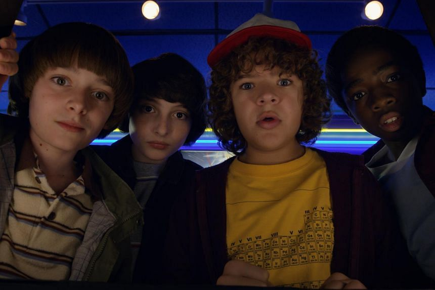 Stranger Things premiered in July 2016 and won five primetime Emmy Awards in 2017.