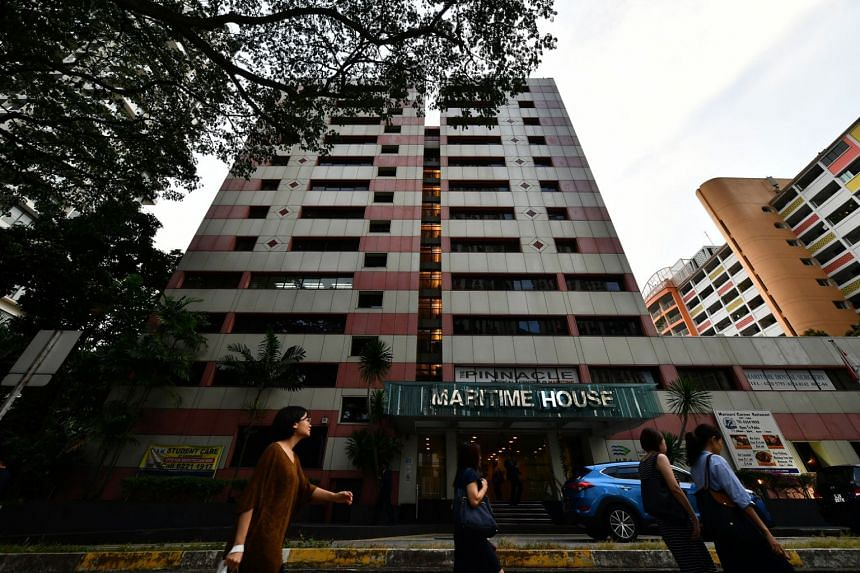The Maritime House in Tanjong Pagar has serviced apartments for seafarers to stay in, regardless of whether they are in Singapore for work or play.