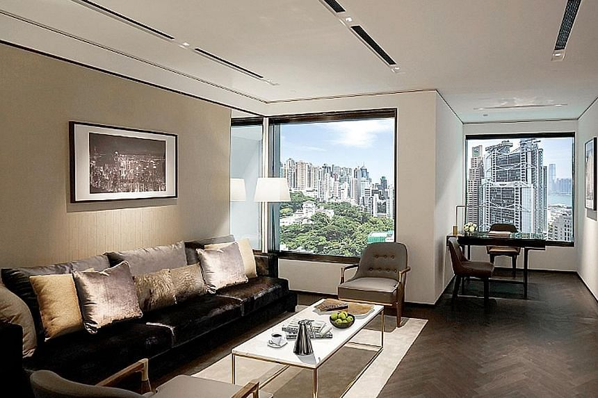 New Hotel Opens in Hong Kong.
