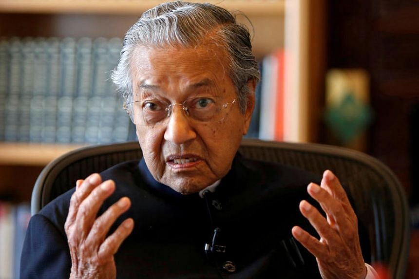 Mahathir Mohamad has been proposed as Pakatan Harapan's candidate for prime minister.