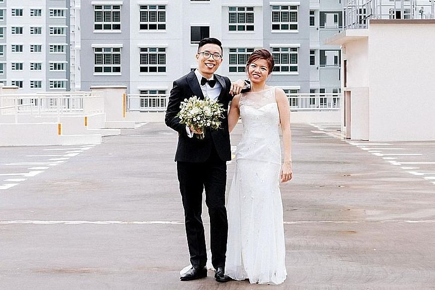 "Mr Ng Kaijie and Ms Tang Ji Ching chose to tie the knot in December so that they could ""optimise"" their leave, alongside the Christmas and New Year public holidays, for a long honeymoon."