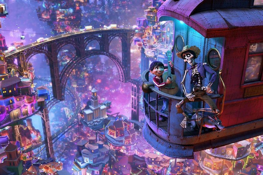 Disney-Pixar's animated comedy Coco easily repeated as the winner of the North American box office with a solid US$26.1 million (S$35.2 million) at 3,987 locations during a moderate weekend.