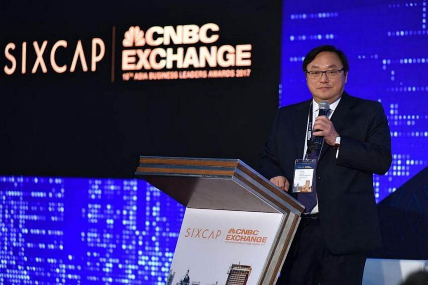 SixCapital's boss and sole owner Patrick Teng Chee Wai.