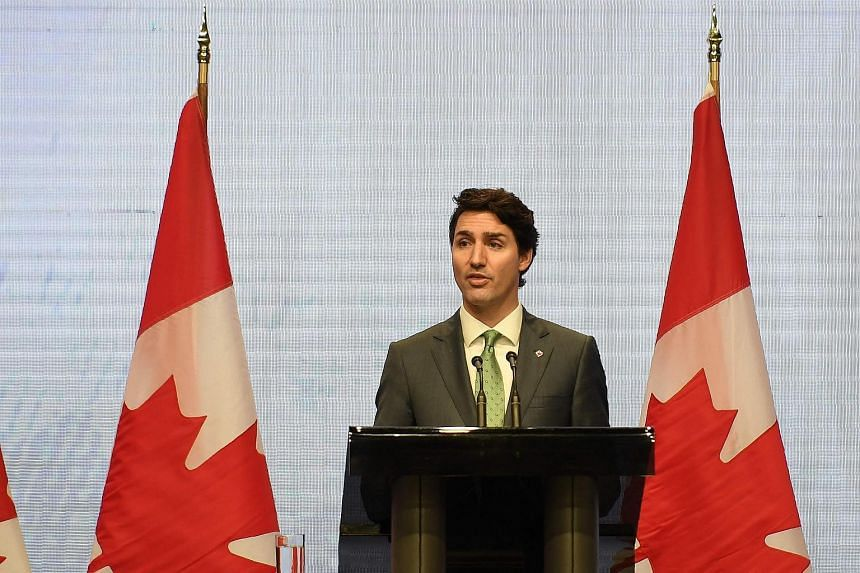 Canadian Prime Minister Justin Trudeau will start a trade and tourism dialogue with Chinese officials during his ongoing visit to China.