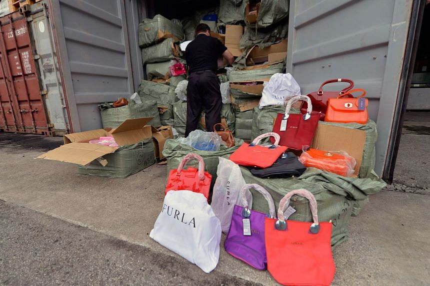 The High Court has ruled that a freight forwarder that was involved in the transshipment of fake goods was not liable in lawsuits filed against it.
