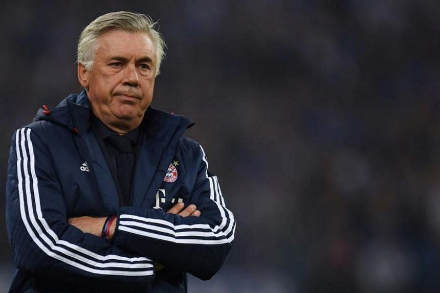 Carlo Ancelotti, sacked by Bayern Munich in September, says he prefers to keep working in club football.