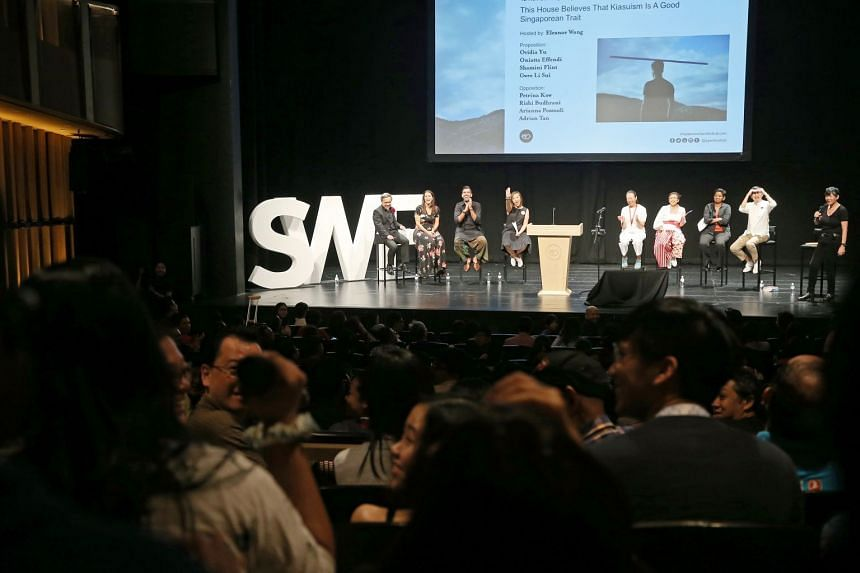 The 20th edition of the Singapore Writers Festival set a new record for attendance this year by drawing more than 25,500 festival-goers, and had a record number of 335 authors.