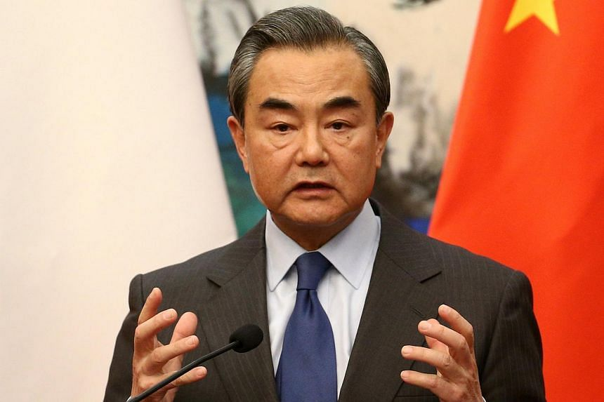 Chinese Foreign Minister Wang Yi said that China has an open attitude on solutions to the North Korean nuclear issue, but that parties should be consultative.