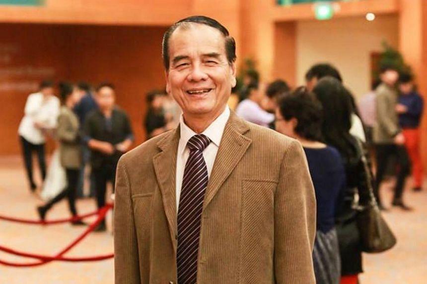 Mr Chang Kwai Ming at the 19th COMPASS Awards Presentation 2014.