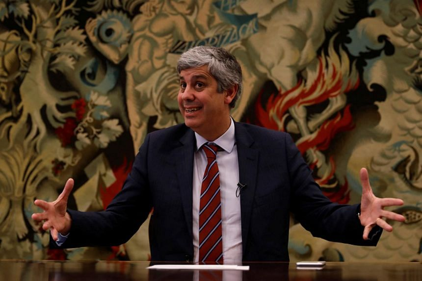 Portugal's Finance Minister Mario Centeno is one of the candidates to succeed former Dutch finance minister Jeroen Dijssebloem as head of the Eurogroup.