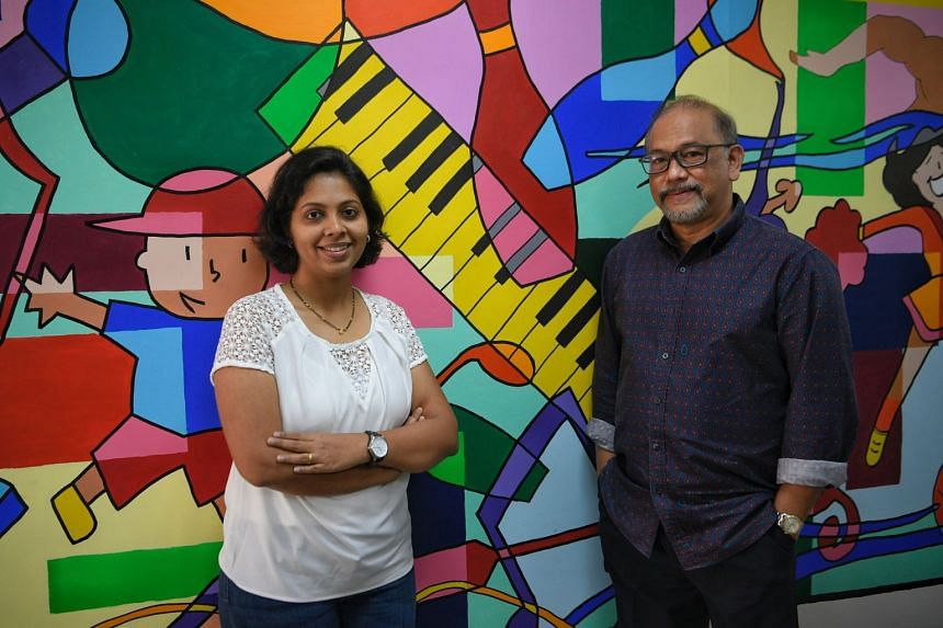 Dr Charuta Deshpande (left) and Hamid Marican are volunteers with the Appropriate Adult for Young Suspects scheme.