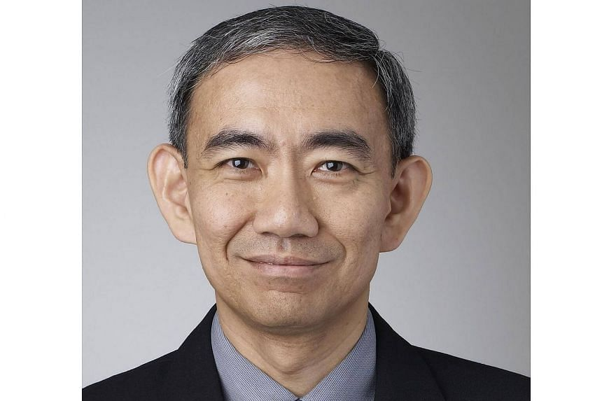 Mr Choi Shing Kwok (pictured) will be taking over from Mr Tan Chin Tiong as the new ISEAS-Yusof Ishak Institute director.