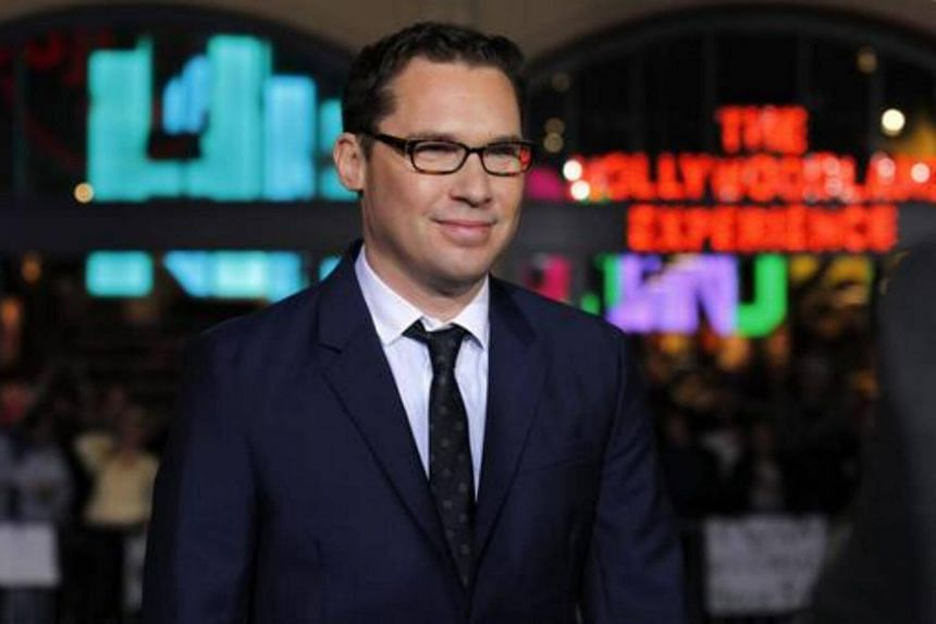 A conflict is believed to have existed between Bryan Singer (above) and the actor Rami Malek, who is playing the band's lead singer, Freddie Mercury.