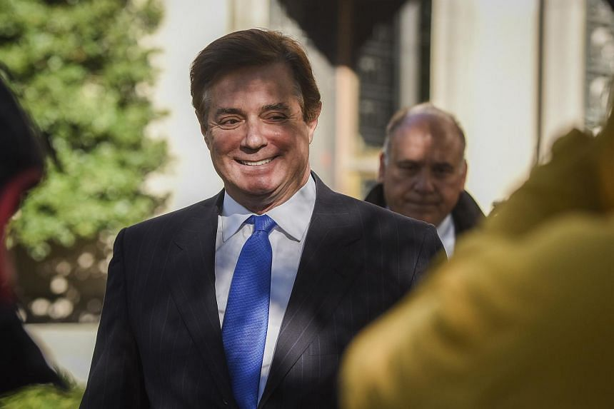 A prosecutor working with Special Counsel Robert Mueller's team said Mr Manafort was working on the article as recently as Nov 30.