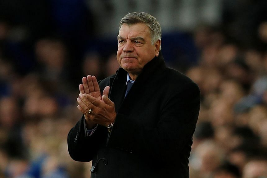 Allardyce (above) has already confirmed he will field a makeshift team for the match, with the Merseyside derby the priority.