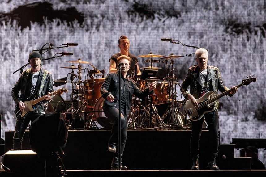 U2 show how bittersweet, stadium-sized rock anthems are done in their new album.