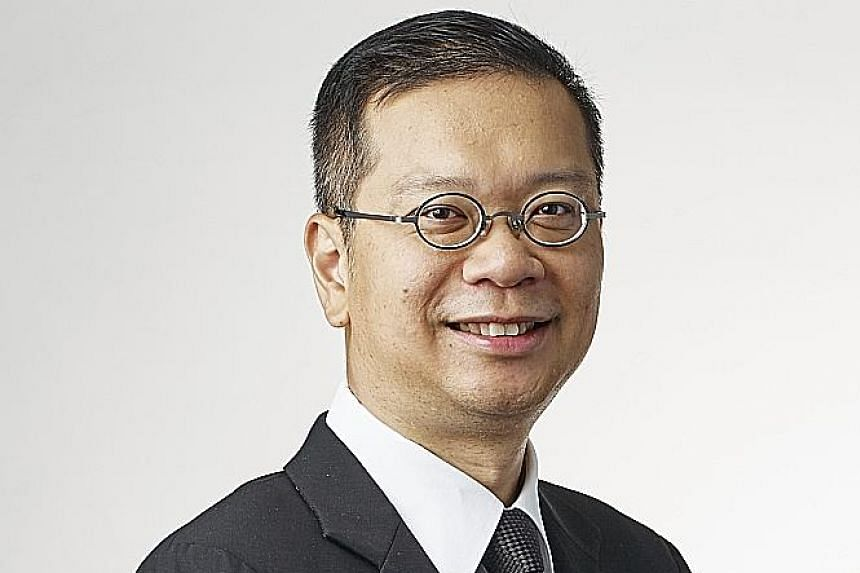 MR TAN BOON GIN, chief executive of Singapore Exchange Regulation