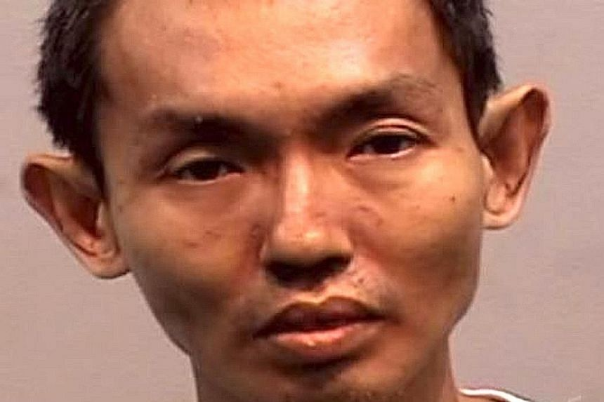 Sim Teck Chye had touched a woman's thigh in an MRT train. The incident was captured in a video and photos which went viral.