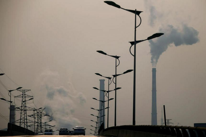 China's Hebei province has plans to launch a new environmental protection tax beginning next year.