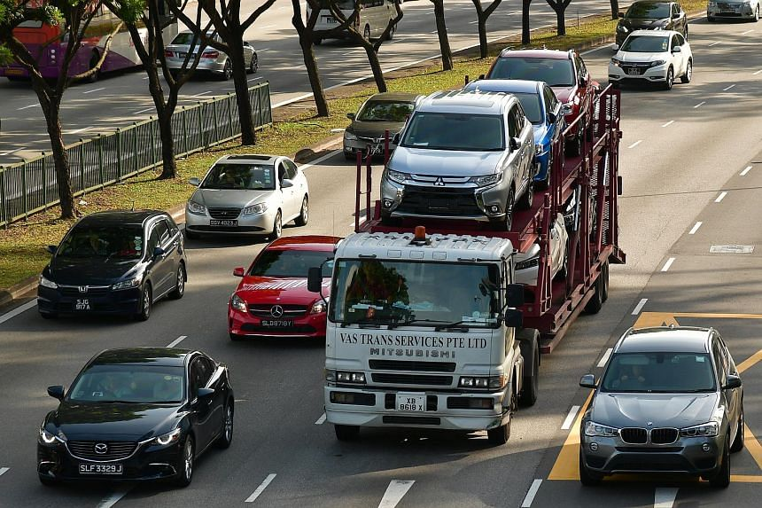 COE premiums finished mostly lower in the round of bidding that ended on Dec 6, 2017.