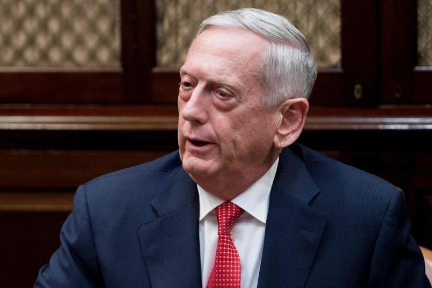 US Defense Secretary Jim Mattis said it was too early to say what impact the killing would have on the war.