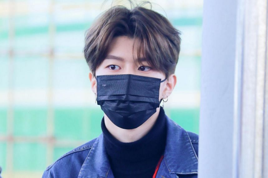 Chinese actress Fan Bing-bing's younger brother, Fan Chengcheng, is training to be a K-pop idol.