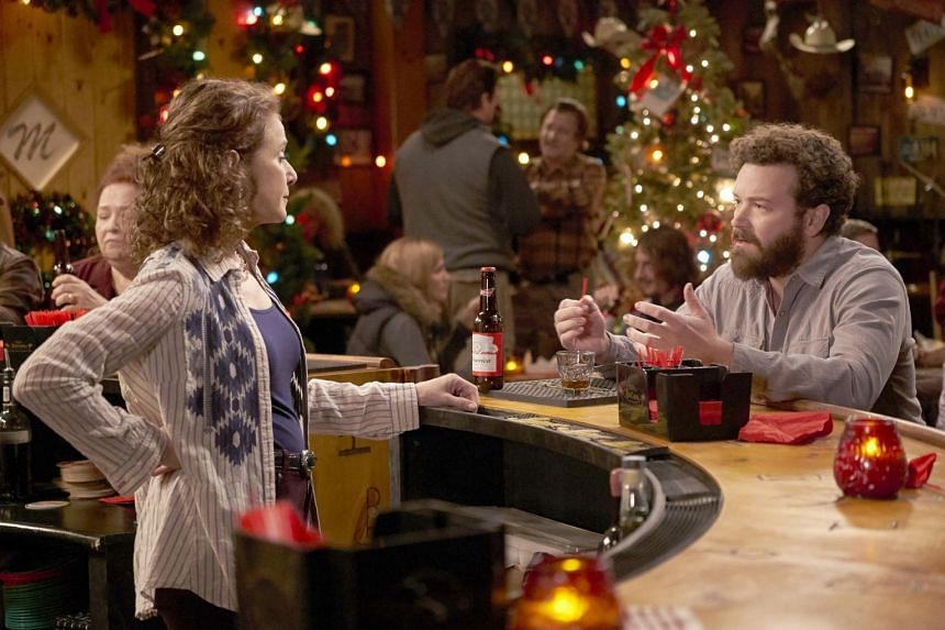 Danny Masterson in season two of The Ranch.