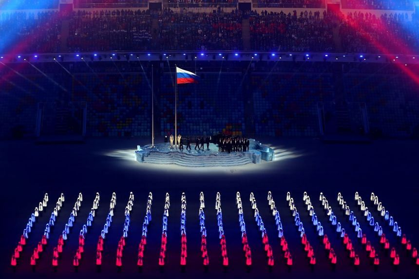 """Russian athletes will still be allowed to compete in South Korea, provided they pass rigorous drug screening and participate as an """"Olympic athlete from Russia""""."""
