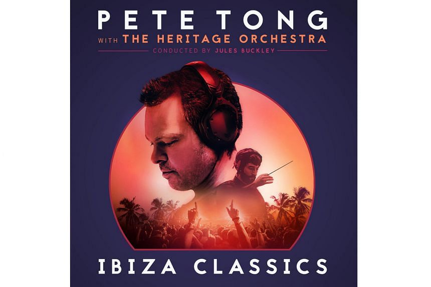 Pete Tong, The Heritage Orchestra & Jules Buckley.