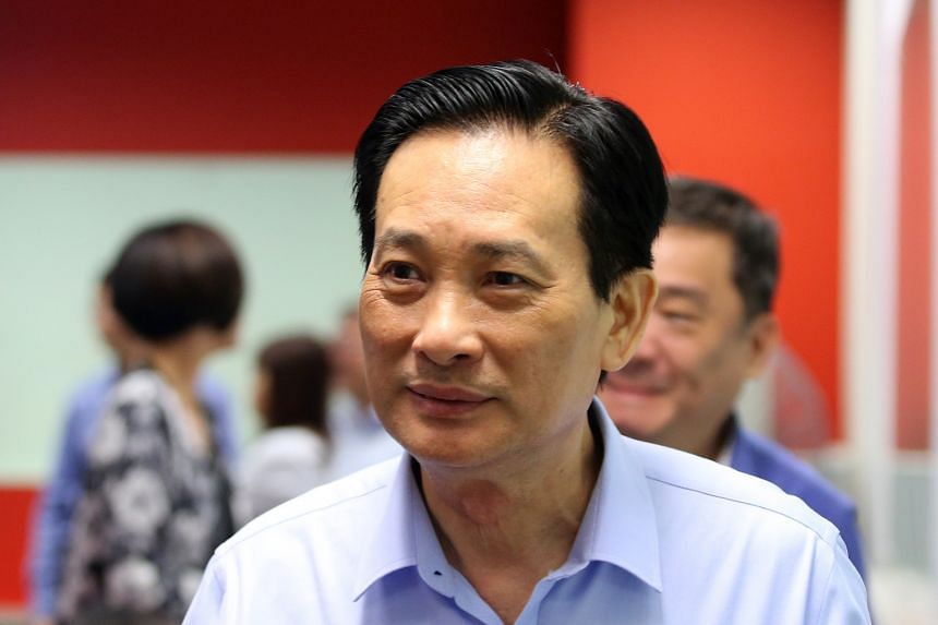Mr Seah Moon Ming was appointed chairman of SMRT Corp and SMRT Trains on July 17.