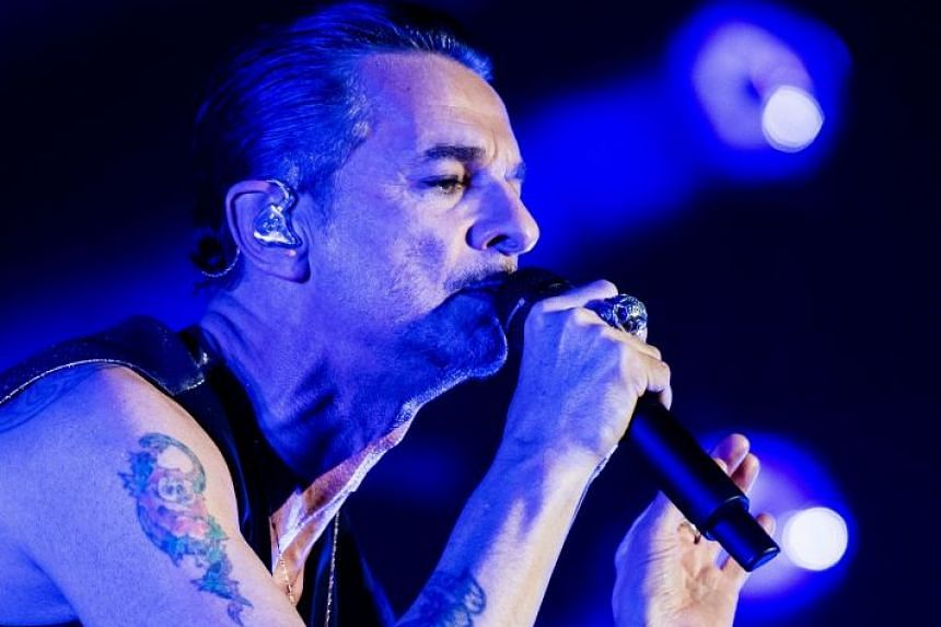 Lead singer David Gahan of Depeche Mode performing in Stockholm, Sweden, in May. The band have sold 1.27 million tickets through the first nine months of this year, more than Ed Sheeran, Justin Bieber or Bruno Mars.