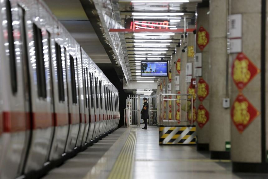 QR code payment will be available across the whole subway network in Shanghai by early 2018.