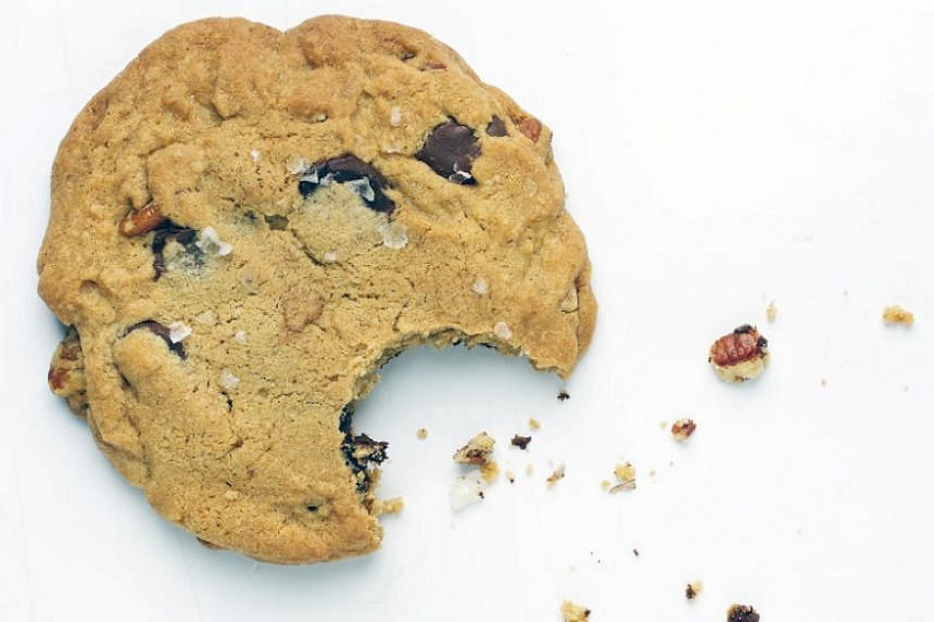 The Best Brown Butter Chocolate Chip Cookie.