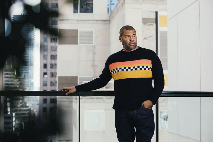 Comedian-turned-director Jordan Peele - known for directing mystery thriller Get Out - will helm the reboot of The Twilight Zone.