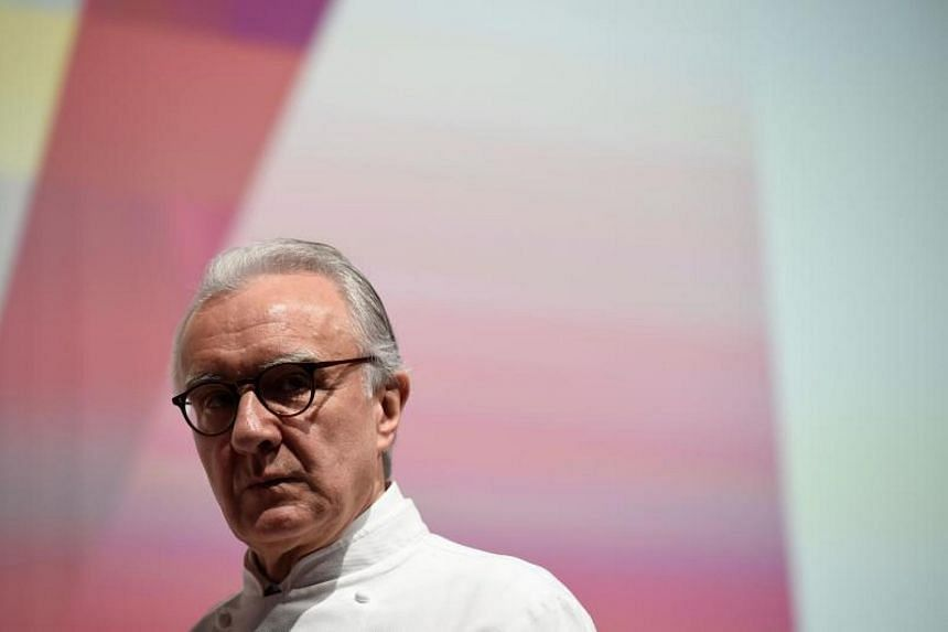 Acclaimed chef Alain Ducasse owns more than 20 restaurants worldwide, and his eponymous restaurant at The Dorchester in London holds three Michelin stars.