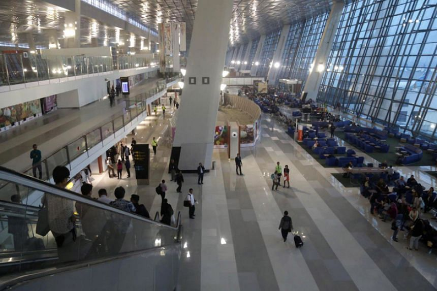 Jakarta's Soekarno-Hatta airport will receive the majority of a 94.9 trillion rupiah (S$9.5 billion) investment, Indonesia's state-owned airport services company PT Angkasa Pura II said on Dec 7, 2017.