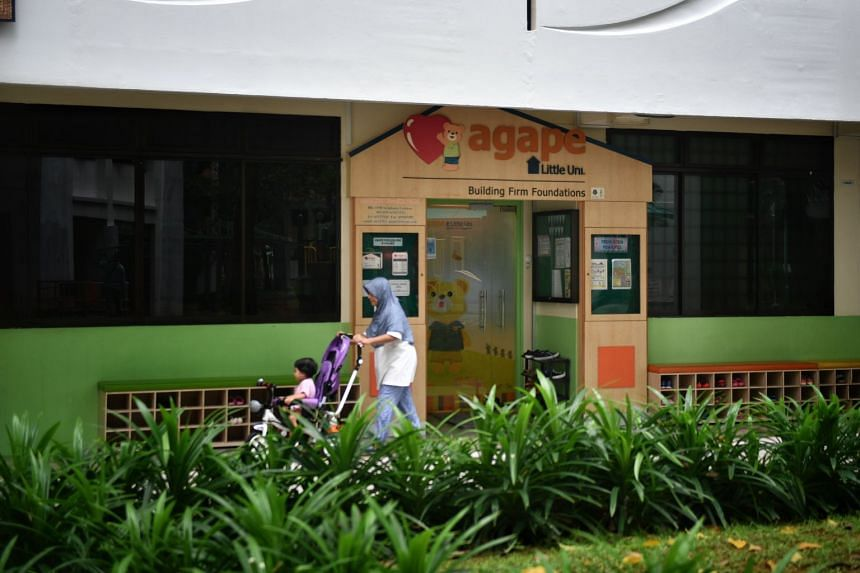 A nurse from the TB Control Unit from Tan Tock Seng Hospital (TTSH) went to Agape Little Uni at Sengkang East to test the children after their parents were informed.