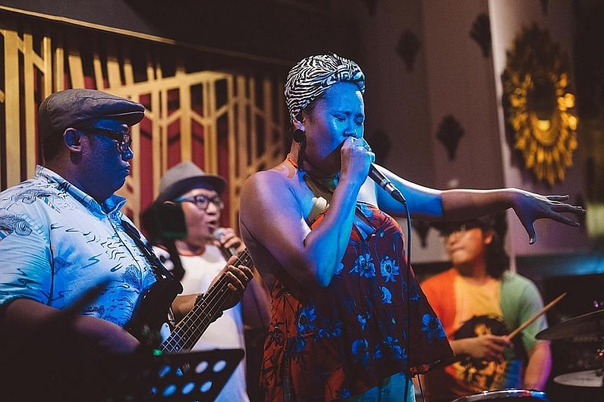 Home-grown band Reggae Remedy (above) have been making their name in the local and regional scene and toured Vietnam with Indonesian ska singer Denny Frust last year.