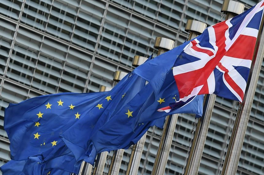 Britain voted to leave the European Union on June 23, 2016.