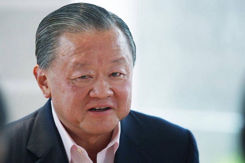 Mr Oei Hong Leong intends to take up 7.79 billion of the new rights shares in an underscubscription scenario.