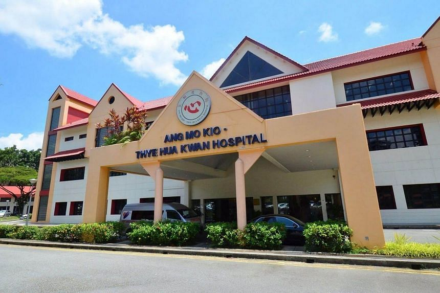 Ang Mo Kio-Thye Hua Kwan Hospital provides specialised care to many elderly patients referred to the hospital.