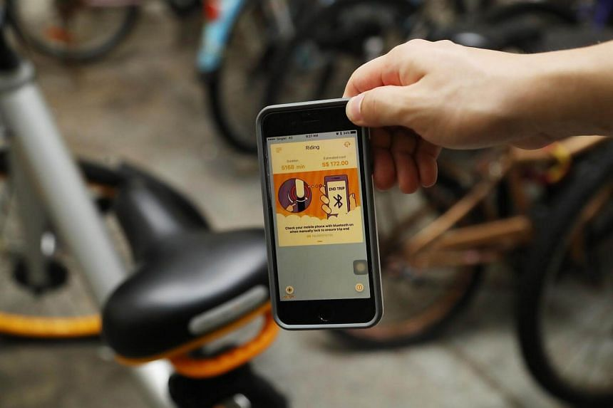 Bicycle-sharing operator oBike is reviewing the security of its app following a leak that affected its users' data in 14 countries.