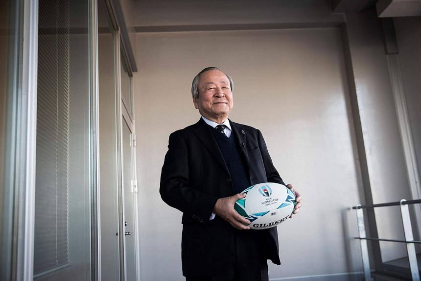 Japan Rugby World Cup 2019 organising committee CEO Akira Shimazu tipped the Brave Blossoms to make another splash when the showcase competition comes to Asia.