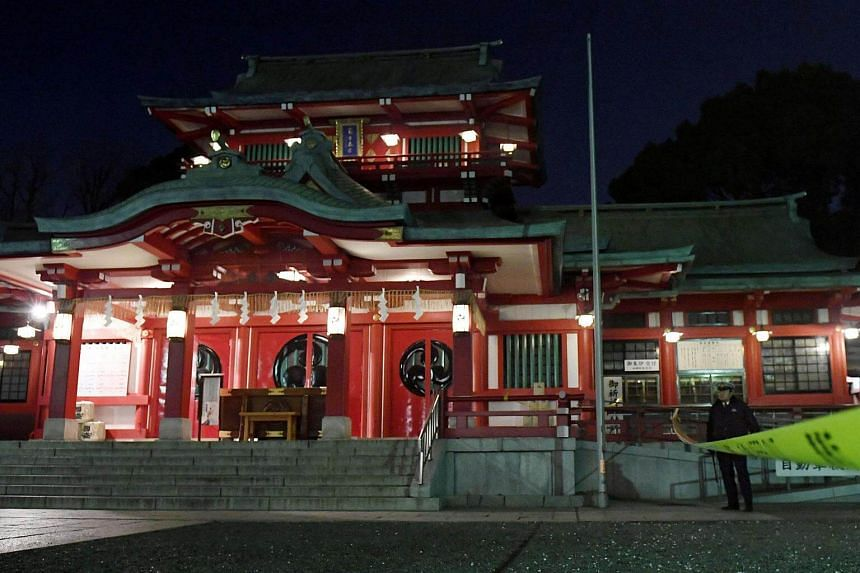 Shinto priestess Nagako Tomioka was killed on the grounds of the famous Tomioka Hachimangu shrine in Tokyo by a man wielding a traditional Japanese sword.