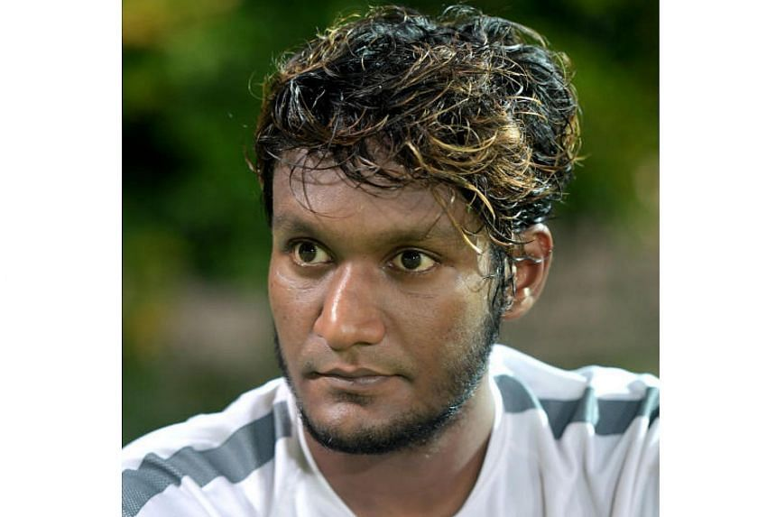 Tampines Rovers defender Madhu Mohana is the fourth national player to head overseas.