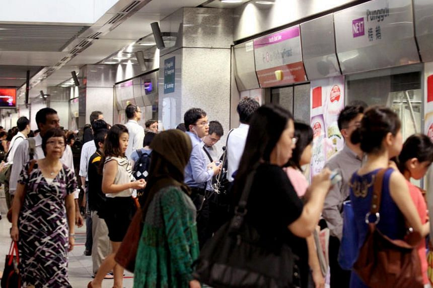 The contract is for the construction of 830m-long tunnels between the existing Punggol station and the upcoming Punggol Coast station.
