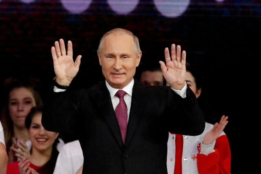 Russian President Vladimir Putin has announced that the country would not boycott next year's Olympics in Pyeongchang following the IOC's ban.